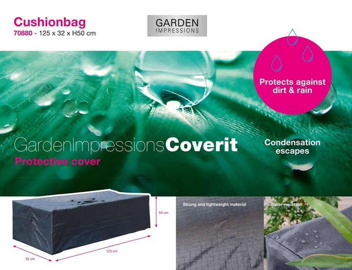 Coverit Kissentasche